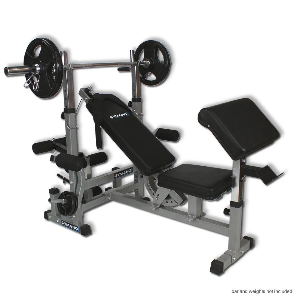 Gymano Mega Multi Gym Bench Multi Gyms Gym Equipment
