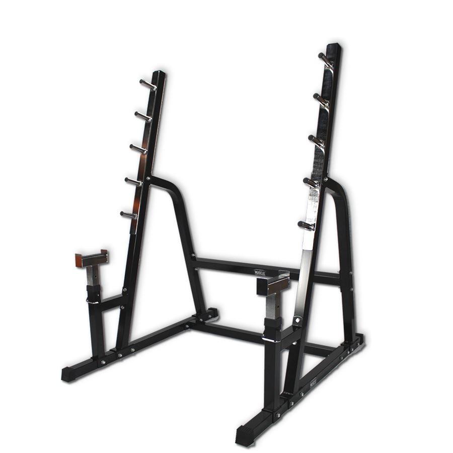 Gymano Mega Squat Rack Gym Equipment