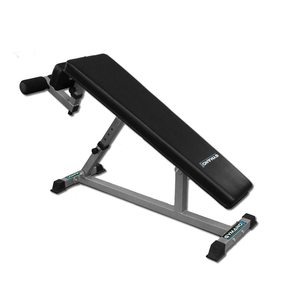 Gymano Decline Dumbbell Bench Benches Gym Equipment